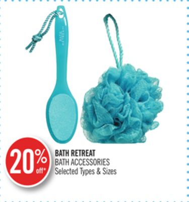 Bath Retreat Bath Accessories