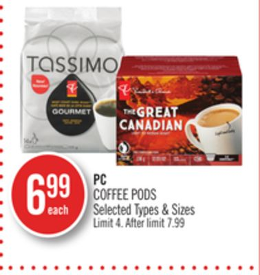 PC Coffee PODS