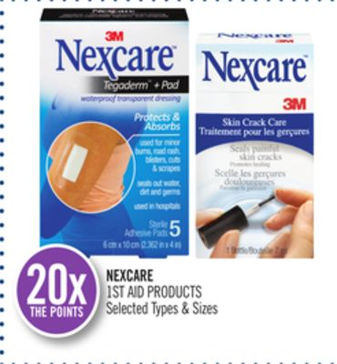 Nexcare 1st Aid Products
