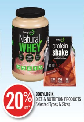 Bodylogix Diet & Nutrition Products
