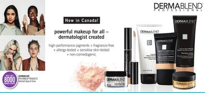 Dermablend Pro Makeup Products