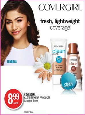 Covergirl Clean Makeup Products