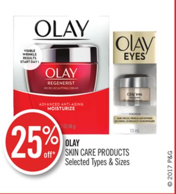 Olay Skin Care Products