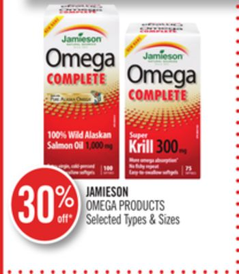 Jamieson Omega Products