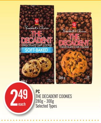 PC The Decadent Cookies