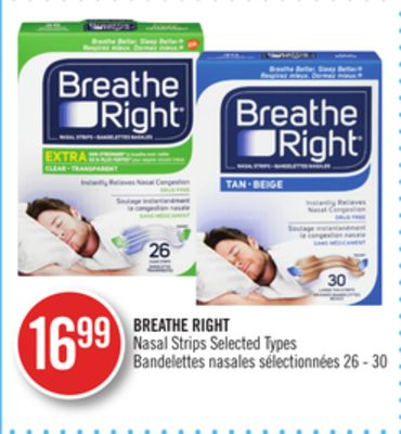 Opinion, lie. Cns breathe right strips marketing suggest