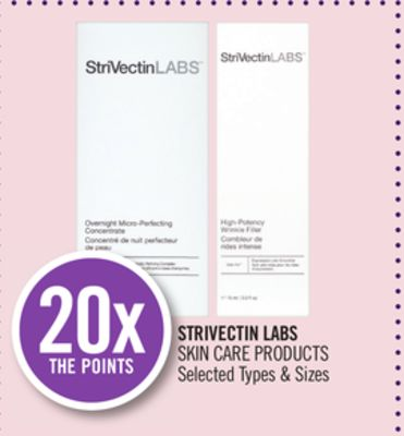 Strivectin Labs Skin Care Products