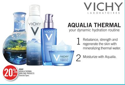 Aqualia Thermal Skin Care Products