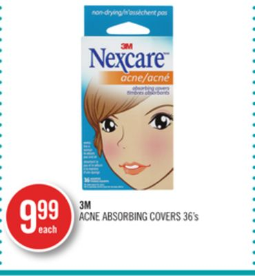 3m Acne Absorbing Covers