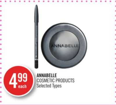Annabelle Cosmetic Products