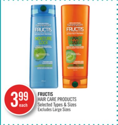 Fructis Hair Care Products
