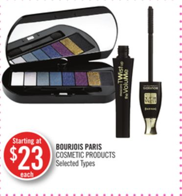 Bourjois Paris Cosmetic Products