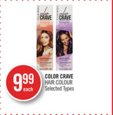 Color Crave Hair Colour