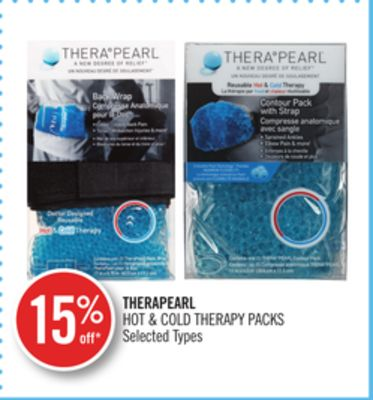 Therapearl Hot & Cold Therapy Packs
