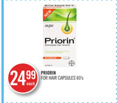 Priorin For Hair Capsules