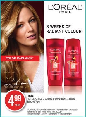 Loreal Hair Expertise Shampoo or Conditioner