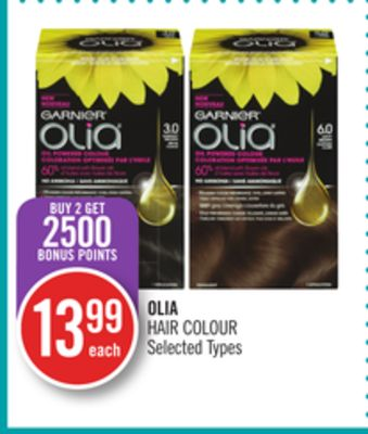 Olia Hair Colour