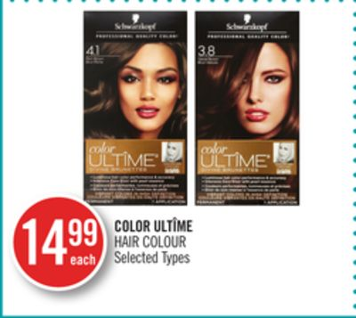 Color Ultîme Hair Colour