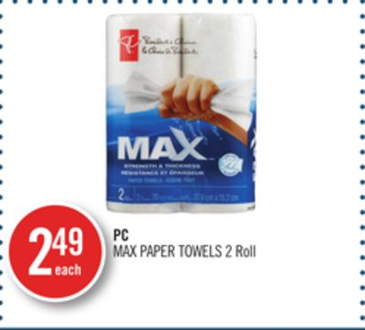 PC Max Paper Towels