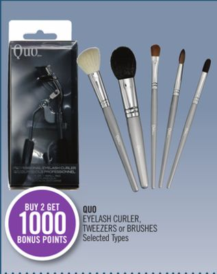Quo Eyelash Curler - Tweezers or Brushes