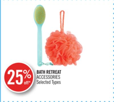 Bath Retreat Accessories