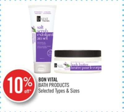 Bon Vital Bath Products