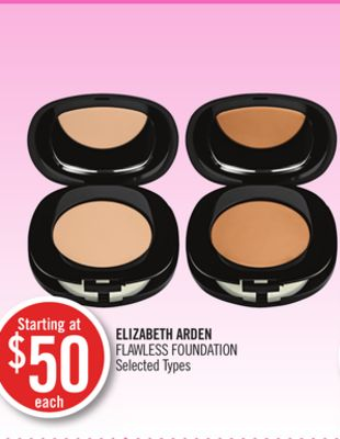 Elizabeth Arden Flawless Foundation