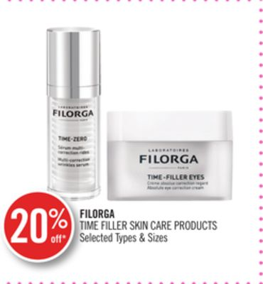 Filorga Time Filler Skin Care Products