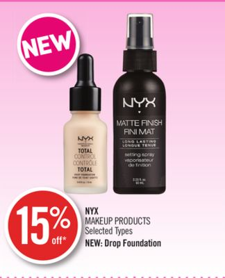 Nyx Makeup Products