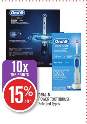 Oral-b Power Toothbrush
