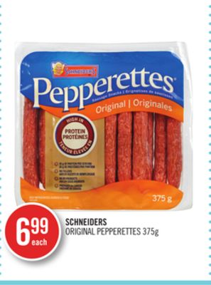 Schneiders Original Pepperettes
