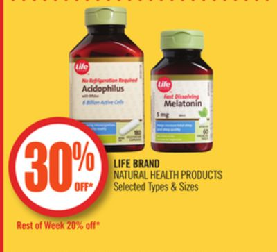 Life Brand Natural Health Products