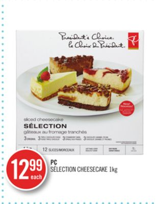 PC Sélection Cheesecake
