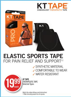Kt Tape Therapeutic Tape