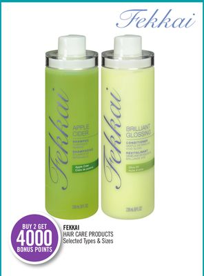Fekkai Hair Care Products