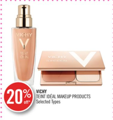 Vichy Teint Idéal Makeup Products