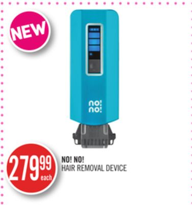 No! No! Hair Removal Device