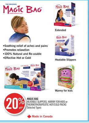 Magic Bag Heatable Slippers - Warmy For Kids or Thermotherapeutic Hot/cold Packs