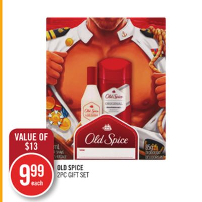 Old Spice 2pc Gift Set