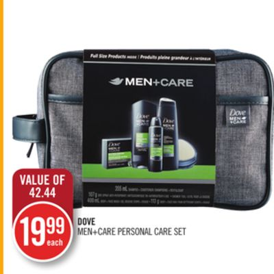Dove Men+care Personal Care Set