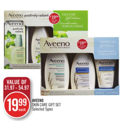 Aveeno Skin Care Gift Set
