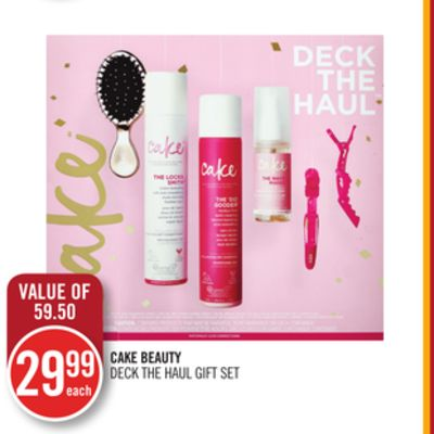 Cake Beauty Deck The Haul Gift Set
