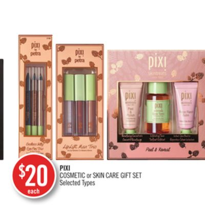 Pixi Cosmetic or Skin Care Gift Set