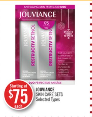 Jouviance Skin Care Sets