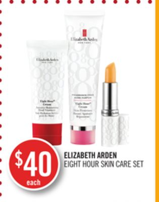 Elizabeth Arden Eight Hour Skin Care Set
