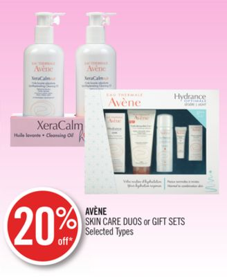 Avène Skin Care Duos or Gift Sets