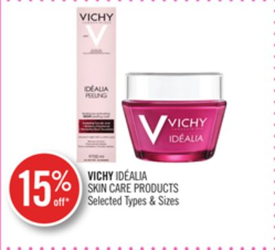 Vichy Idéalia Skin Care Products