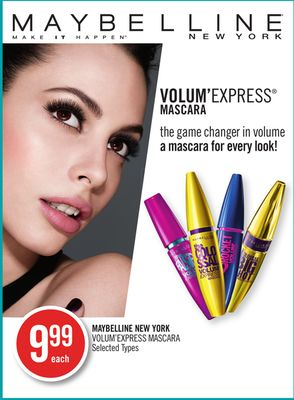 Maybelline New York Volum'express Mascara