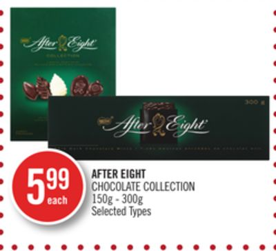 After Eight Chocolate Collection