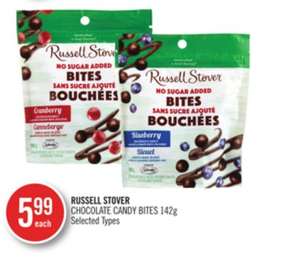Russell Stover Chocolate Candy Bites